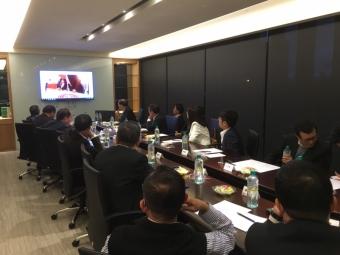 20161208 第一屆第二次理監事聯席會議