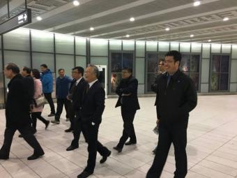 20170209 機場捷運試乘活動