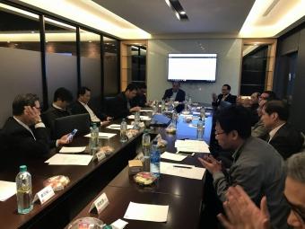 20170309 第一屆第三次理監事聯席會議