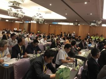 20171013 2017台港國際城市交流 亞洲‧矽谷智慧物流高峰會