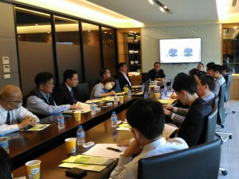 20171116 「桃園航空城計畫 產業專區發展願景」專題座談會