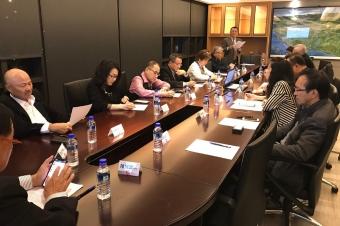 20181220 第二屆第一次臨時理監事會議